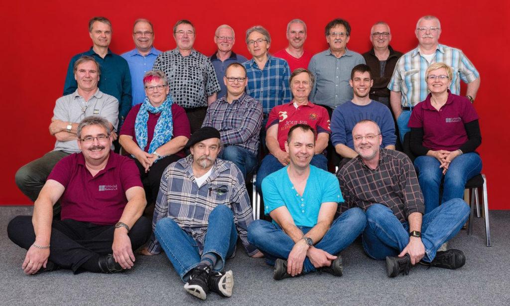 Gruppenbild Fotoclub Rottweil e.V.