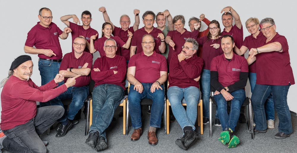 Fotoclub Rottweil Gruppenbild